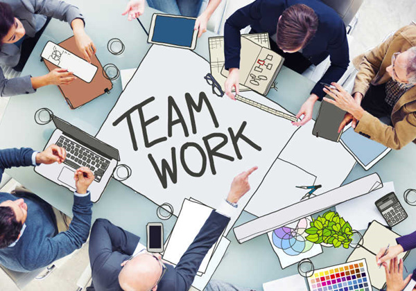 论团队合作的重要性