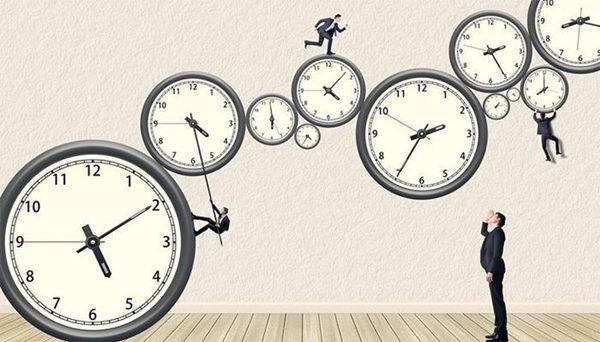 阿米巴时间管理原则